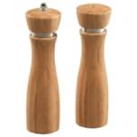 Kesper Pfeffermühle und Salzstreuer Bambus