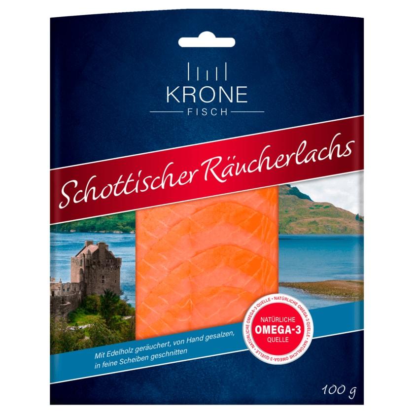 Krone Schottischer Räucherlachs 100g