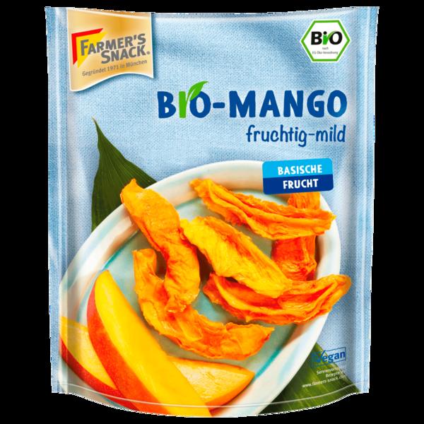 Farmer's Snack Bio Mango getrocknet 100g