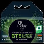 Today Men GT5 Ersatzklingen 4St