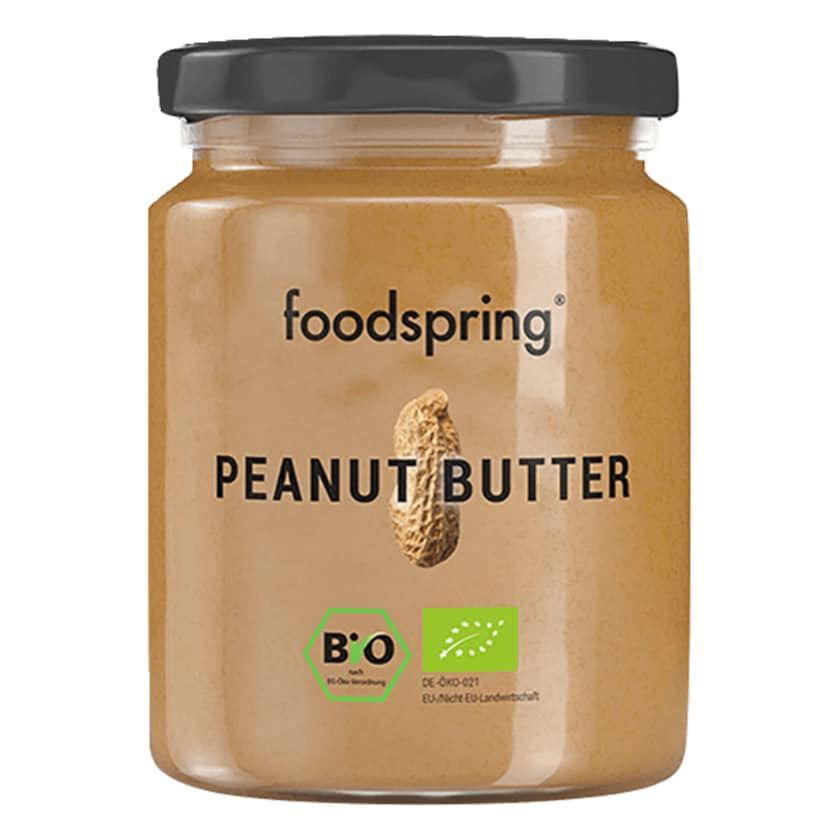 Foodspring Bio Peanut Butter 250g