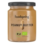 Foodspring Bio Peanut Butter 250g