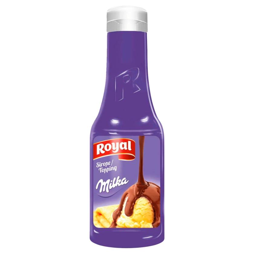 Royal Milka Topping 300g