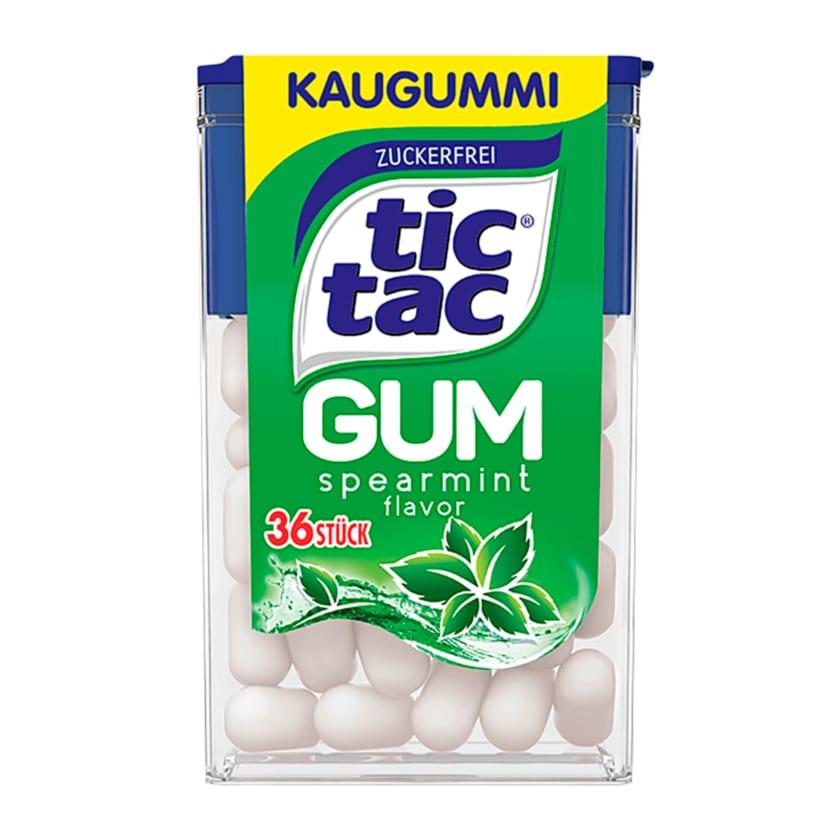 Tic Tac Kaugummi Spearmint zuckerfrei 17,5g