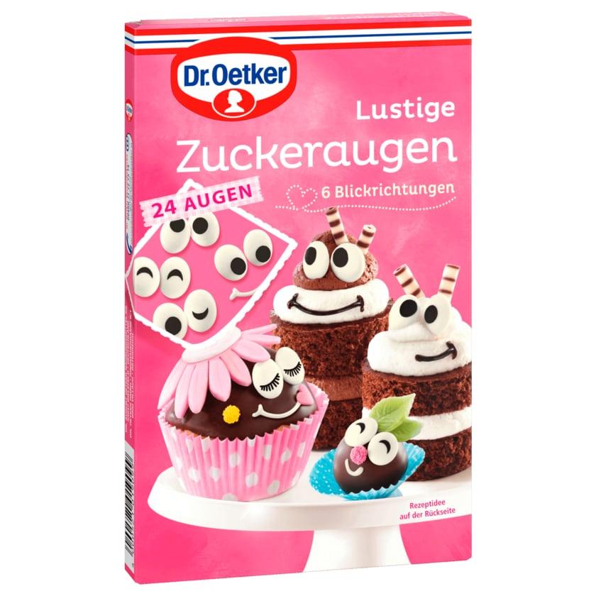 Dr. Oetker Lustige Zuckeraugen 24 Stück, 10g