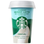 Starbucks Coffee Skinny Latte lactosefrei 220ml