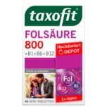 Taxofit Folsäure 800 Depot Tabletten 40 Stück