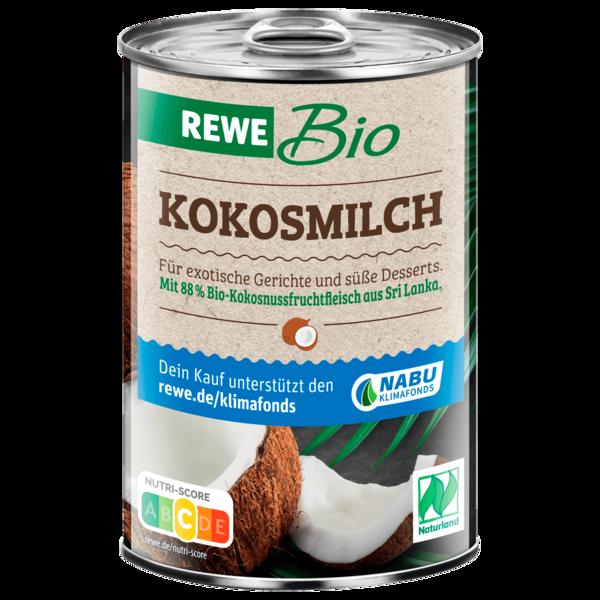 REWE Bio Kokosmilch 400ml