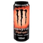 Monster Energy Rehab Peach Tea 0,5l