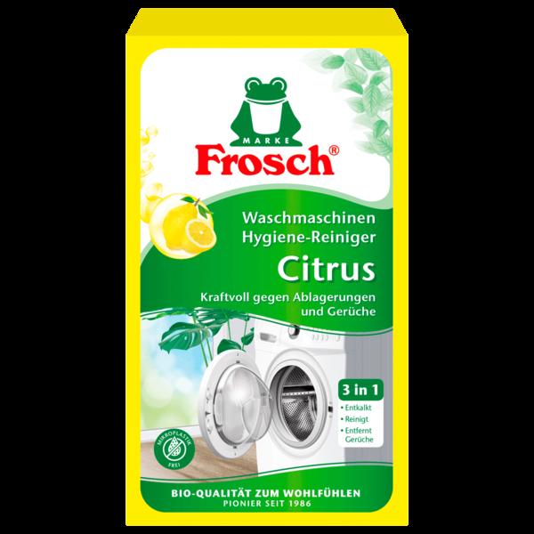 Frosch Citrus Waschmaschinen Hygiene-Reiniger 250ml