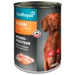 ZooRoyal Huhn mit Zucchini & Möhren 400g
