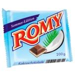 Romy Kokosschokolade Sommer-Edition 200g