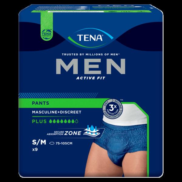 Tena Men Active Fit Pants Plus Medium 9 Stück