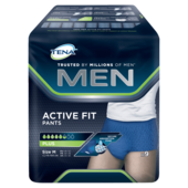 Tena Men Active Fit Pants Plus Medium 9 Stück