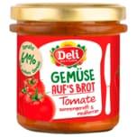 Deli Bio Gemüse auf Brot Tomate 150g
