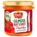 Deli Bio Gemüse auf Brot Paprika 150g