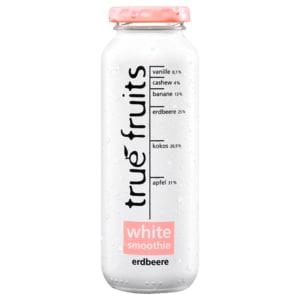 True Fruits White Smoothie Erdbeere 250ml