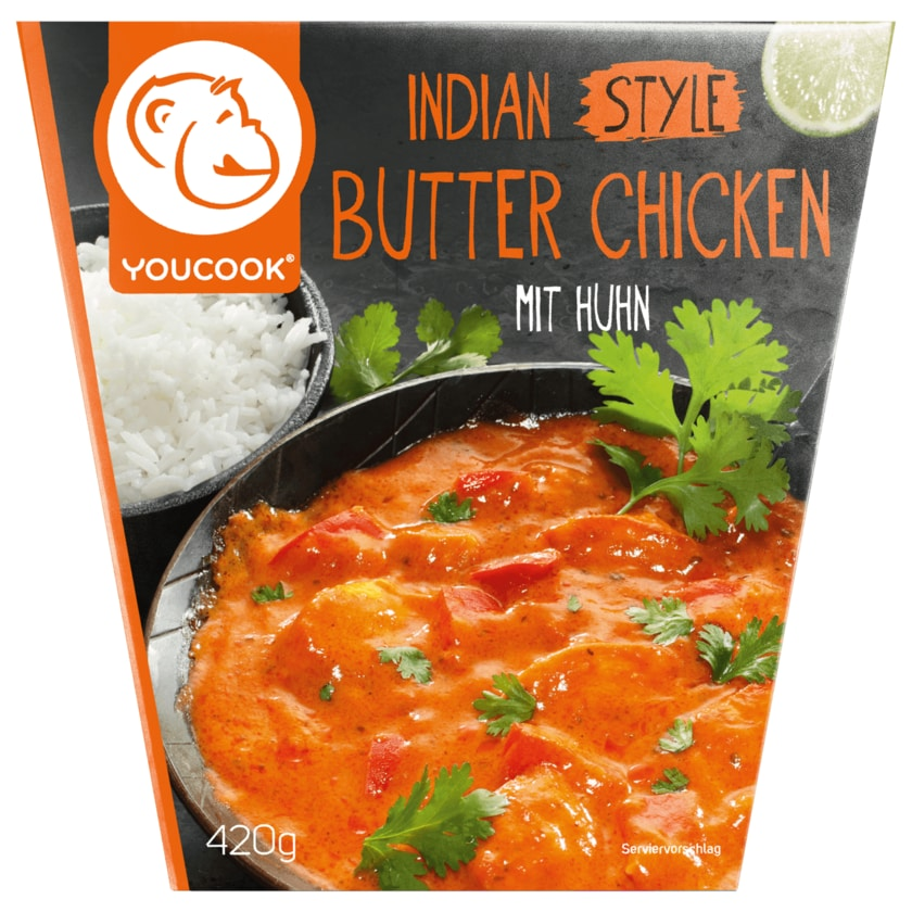 Youcook Indian Style Butter Chicken 420g