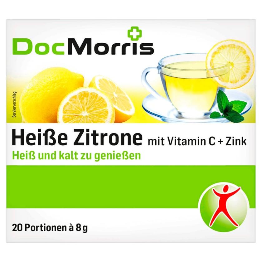 DocMorris Heiße Zitrone 20 Portionen a´8g 160g Packung