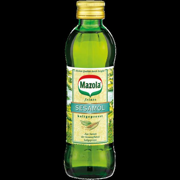 Mazola Sesamöl 100ml