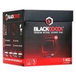 Black Coco's Premium Kokosnuss Shisha Naturkohle 1kg