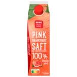 REWE Beste Wahl Pink Grapefruit Direktsaft 1l