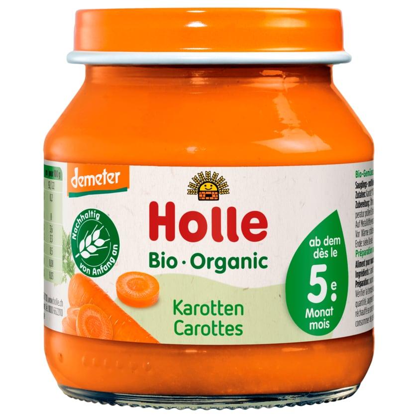 Holle Bio Demeter Karotten nach dem 4. Monat 125g