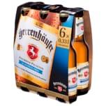 Herrenhäuser Premium Pilsener alkoholfrei 6x0,33l