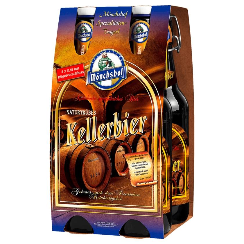 Mönchshof Kellerbier 4x0,5l