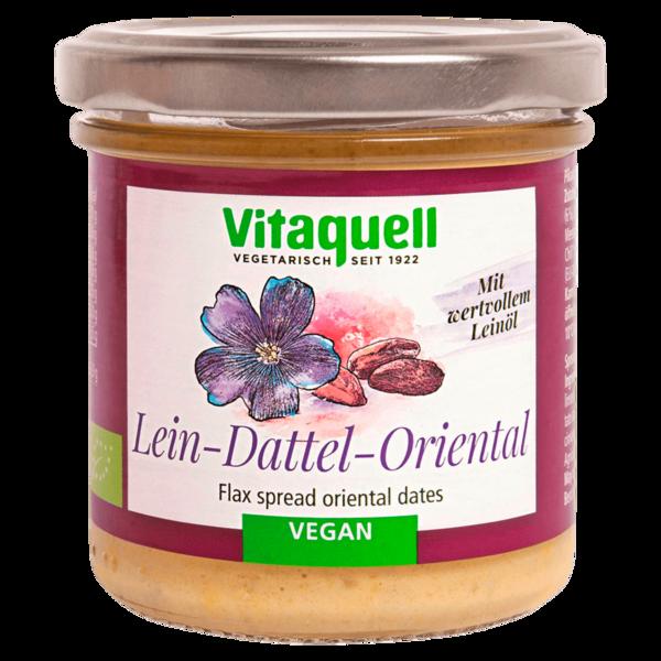 Vitaquell Bio Lein-Dattel-Oriental 130g