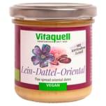 Vitaquell Bio Brotaufstrich Lein-Dattel-Oriental 130g