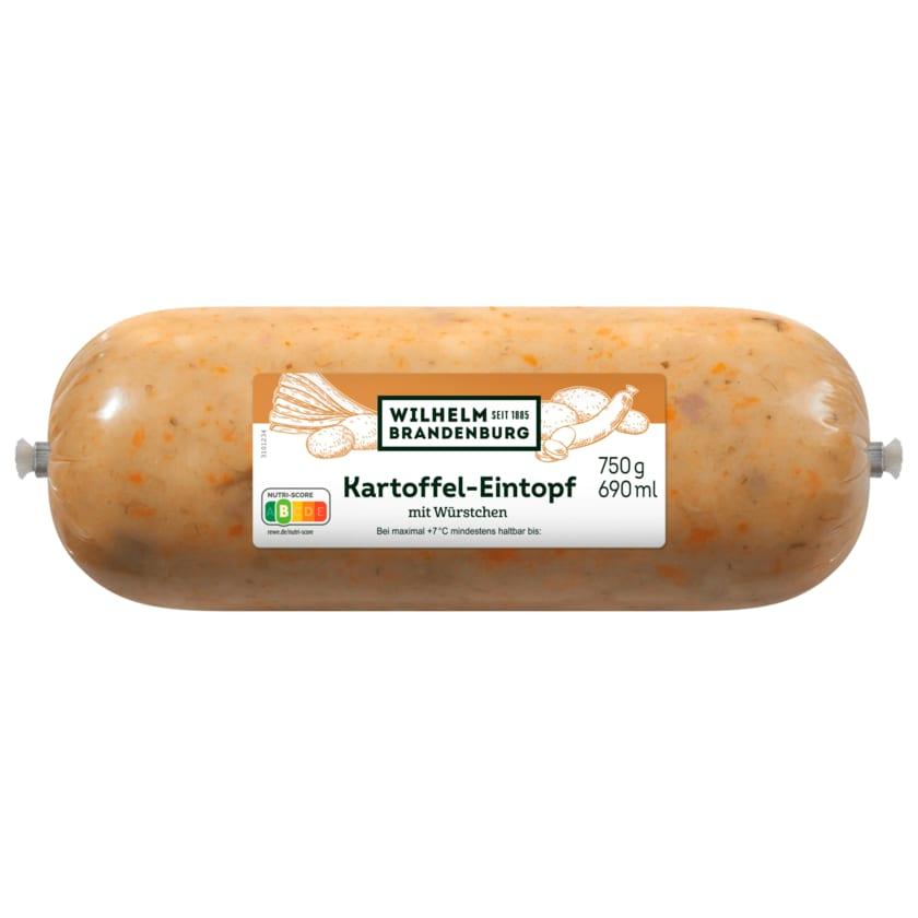 Wilhelm Brandenburg Kartoffelsuppe 750g