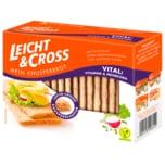 Leicht & Cross Knusperbrot Vital 125g