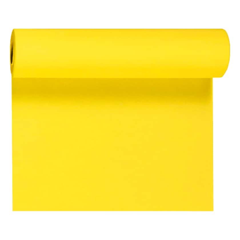 Duni Tischläufer Gelb 0,4x4,8m