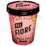 Del Fiore Gelato Bio Erdbeere-Minze-Sorbet 500ml