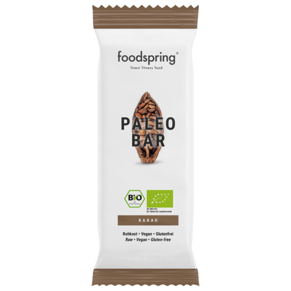 Foodspring Bio Paleo Bar Kakao 40g