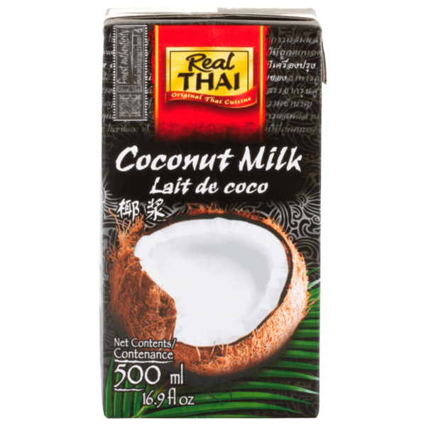 Real Thai Coconut Milk 500ml