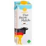Die faire Milch H-Milch 1,8% Laktosefrei 1l