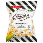 Wildcorn Bio Popcorn Cannon Ball Salz & Pfeffer 50g