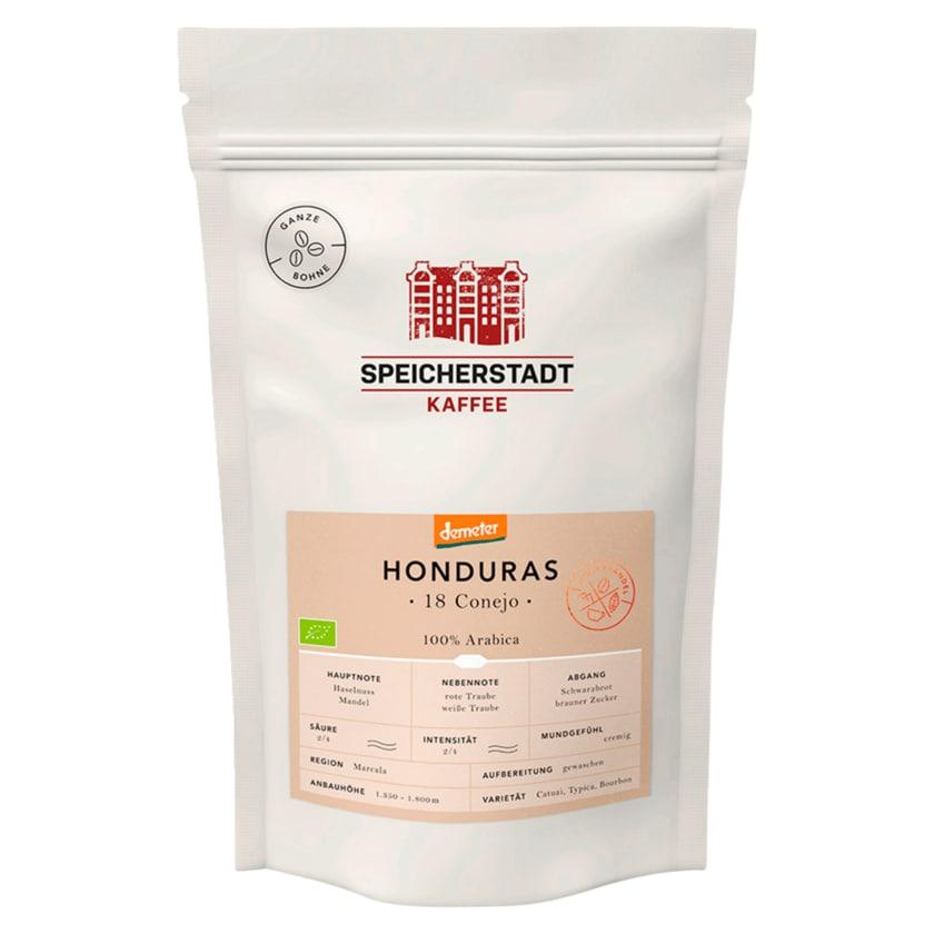 Speicherstadt Kaffee Bio Honduras 18 Conejo Arabica 250g