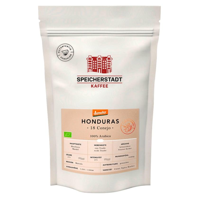 Speicherstadt Kaffee Demeter Bio Honduras Arabica 250g