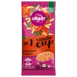 Davert Noodle-Cup Tomatensauce Bio 67g