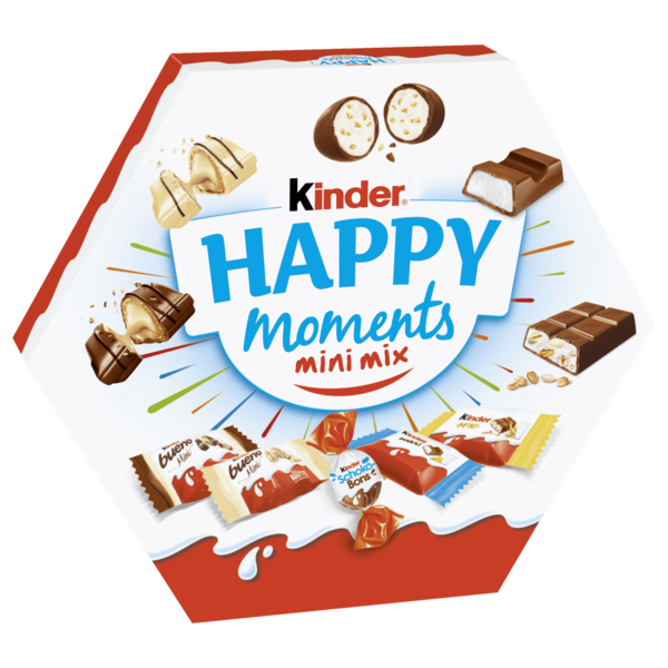 Kinder Happy Moments