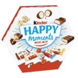 Kinder Happy Moments Mini Mix 162g