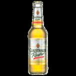 Clausthaler Radler Alkoholfrei 0,33l