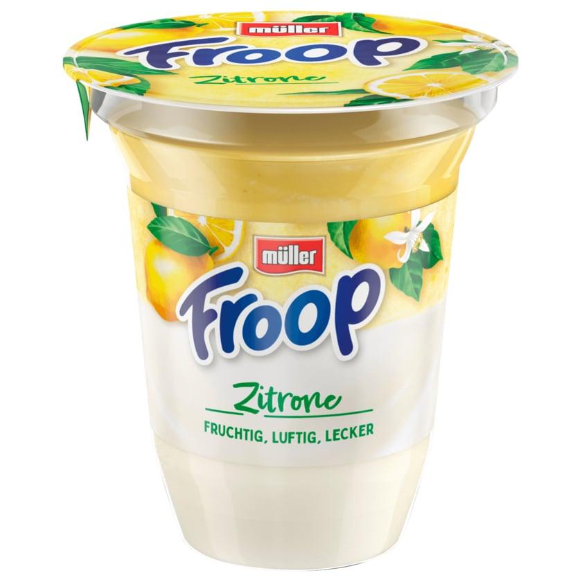 Müller Froop Zitrone 150g