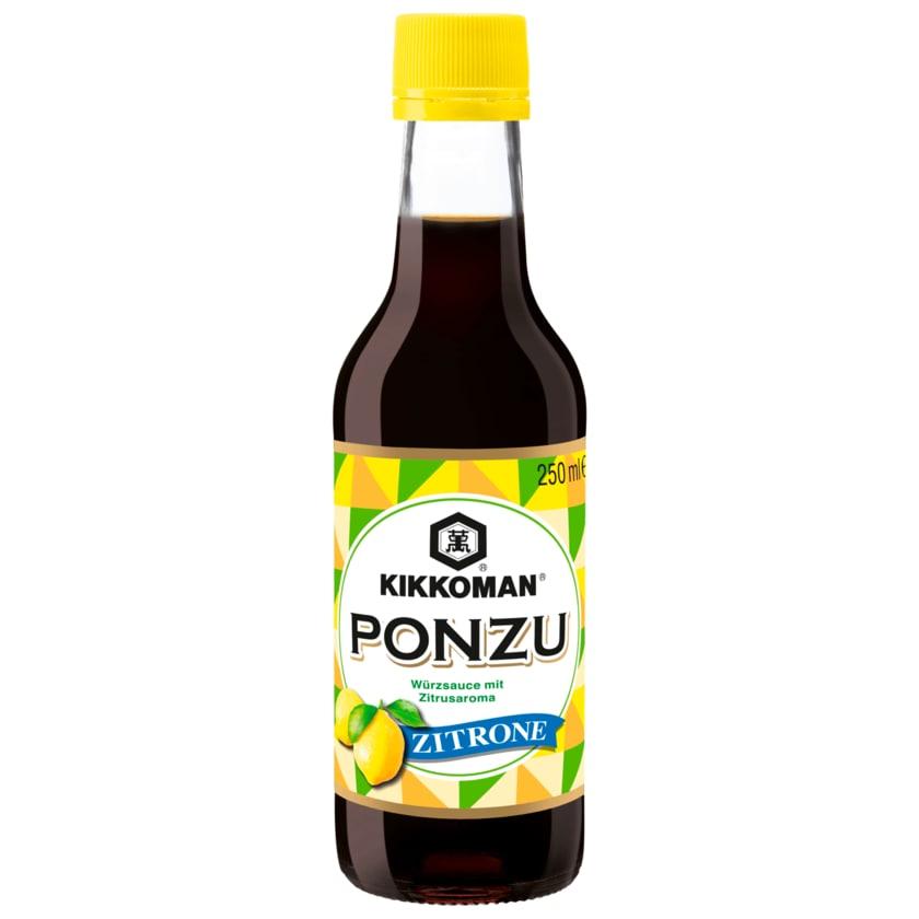 Kikkoman Ponzu Sauce Zitrone 250ml