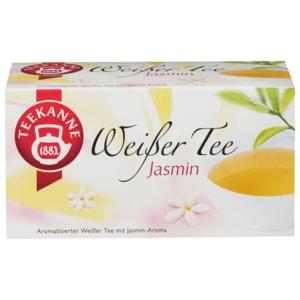 Teekanne Weißer Tee Jasmin 25g, 20 Beutel
