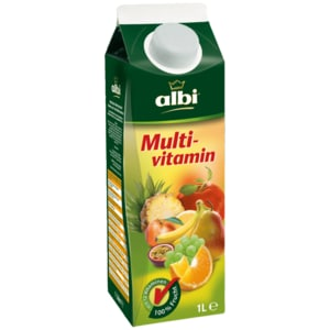 Albi Multivitaminsaft 1l