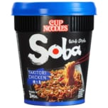 Nissin Cup Noodles Soba Yakitory Chicken 89g